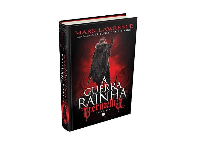 The Liar's Key - A Guerra da Rainha Vermelha - Vol. 2 - Lawrence, Mark - 9788594540485