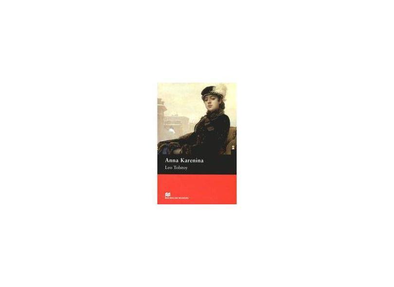 Anna Karenina - Upper - Capa Comum - 9781405087247