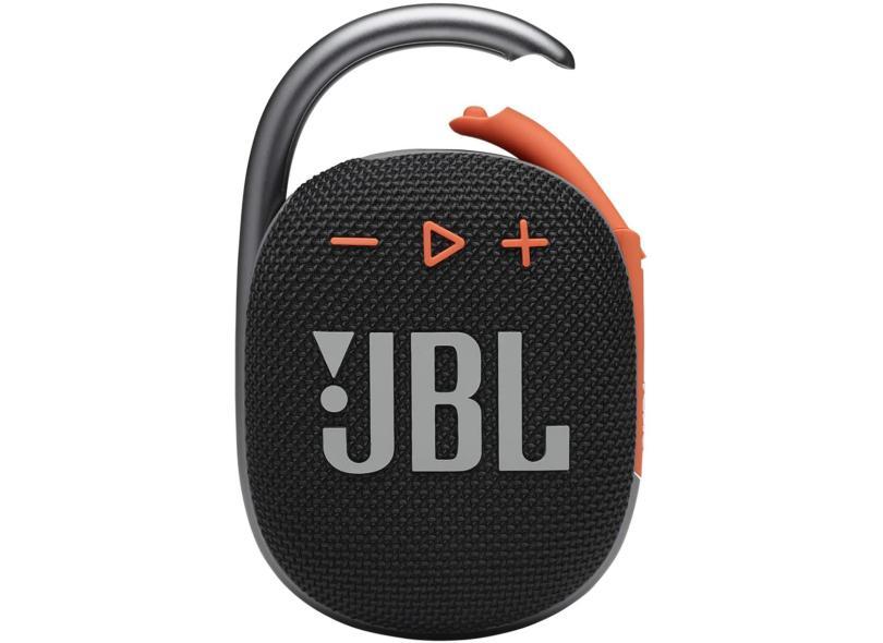 Caixa de Som Bluetooth JBL Clip 4 5 W