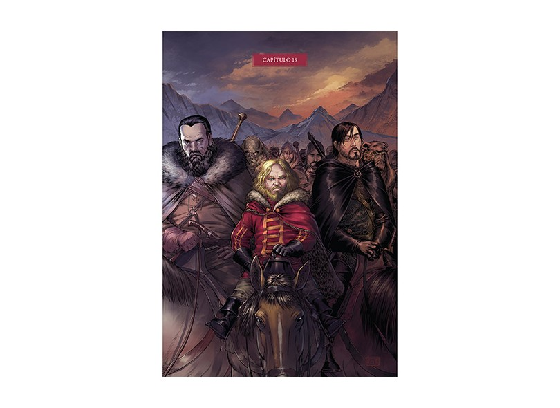 HQ. Guerra dos Tronos - Volume IV - Capa Comum - 9788577345496
