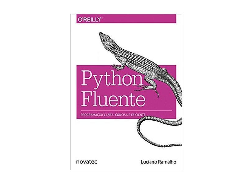 Python Fluente - Luciano Ramalho - 9788575224625