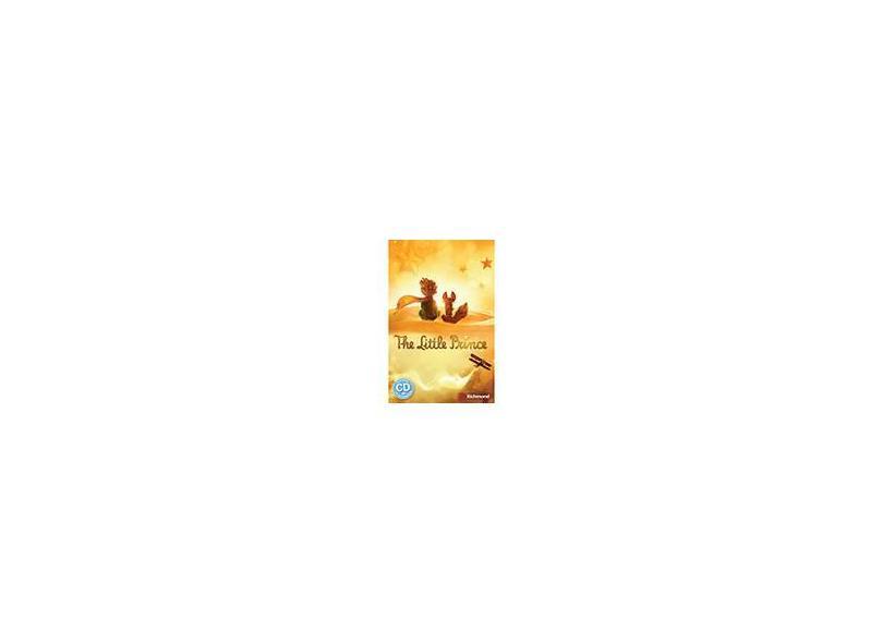 The Little Prince + CD De Áudio - Starter - Rollason,jane - 9781407169965