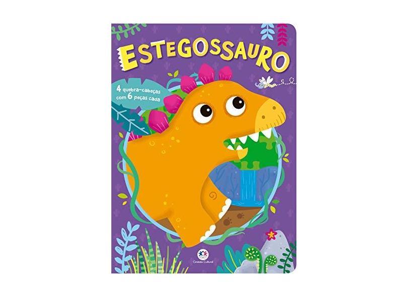 Estegossauro - Ciranda Cultural - 9788538081296