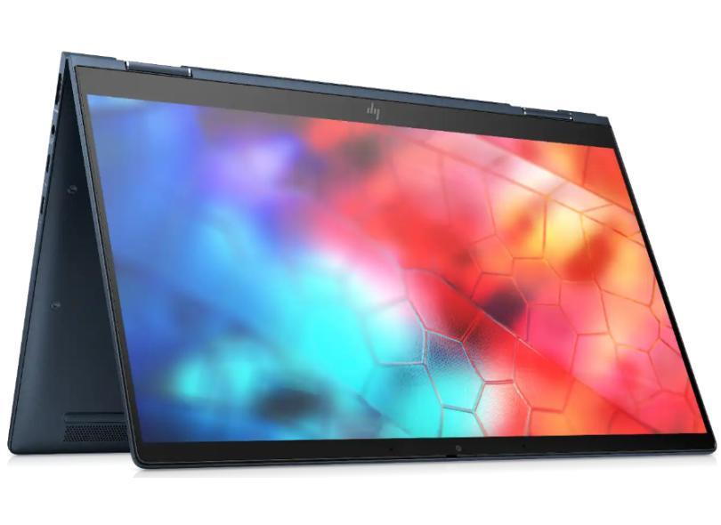 """Notebook Conversível HP Intel Core i5 8265U 8ª Geração 8 GB de RAM 16.0 GB 256.0 GB 13.3 """" Full Windows 10 Dragonfly"""