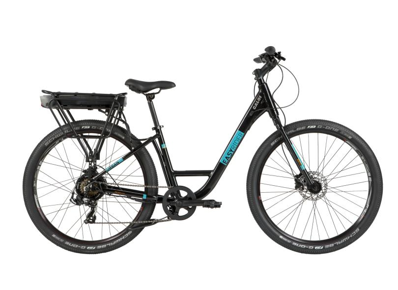 Bicicleta Elétrica Caloi Aro 27.5 a Disco Hidráulico E-Vibe Easy Rider