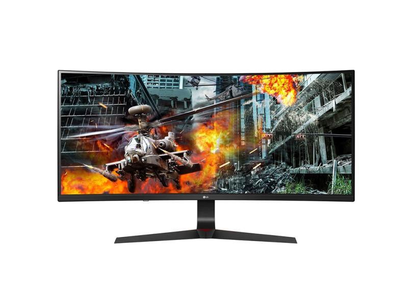 "Monitor IPS 34 "" LG Full 34GL750"