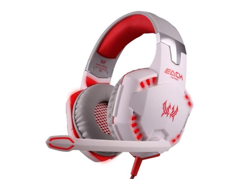 Headset com Microfone eTopxizu EACH G2000