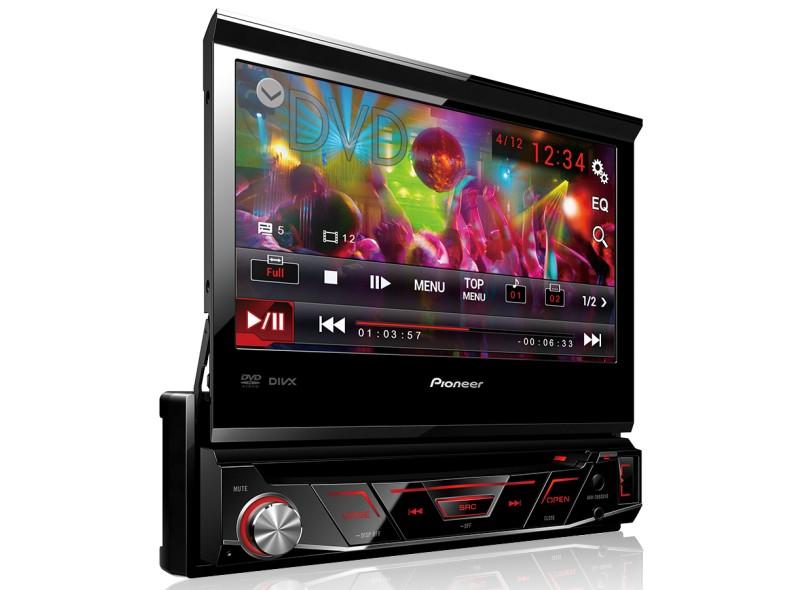 DVD Player Automotivo Pioneer AVH-3880DVD