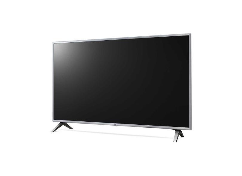 "Smart TV TV LCD 50 "" LG ThinQ AI 4K 50UM7500PSB 4 HDMI"