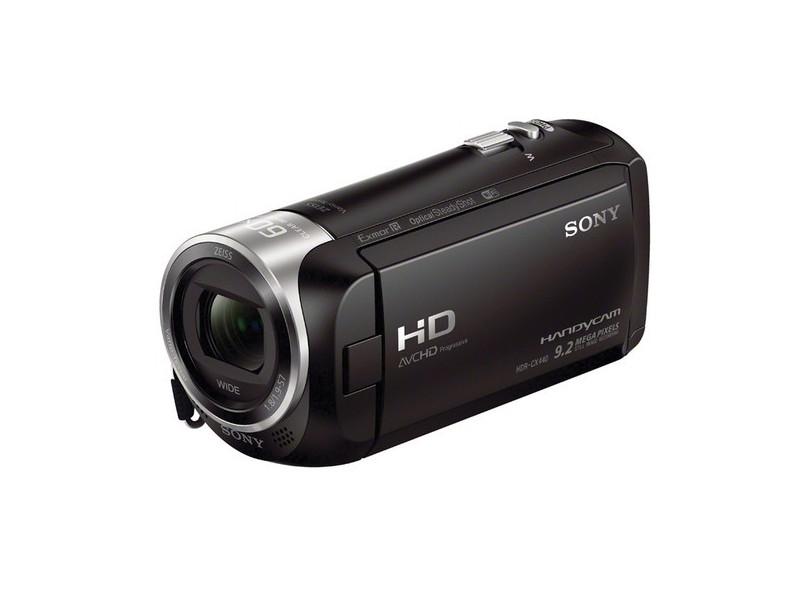 Filmadora Sony Handycam HDR-CX440 Full HD