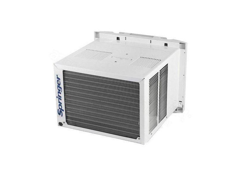 Ar Condicionado Janela / Parede Springer Midea 7500 BTUs Frio QCI078BB