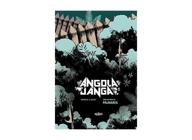 Angola Janga - Uma História De Palmares - D'salete , Marcelo - 9788595710139