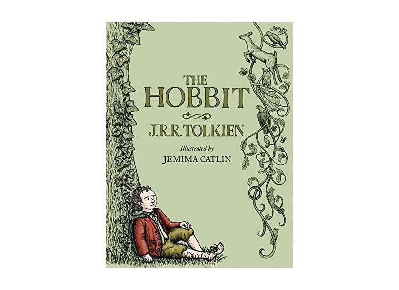 "Hobbit, The - Illustrated Edition - ""tolkien, J.R.R."" - 9780007497904"
