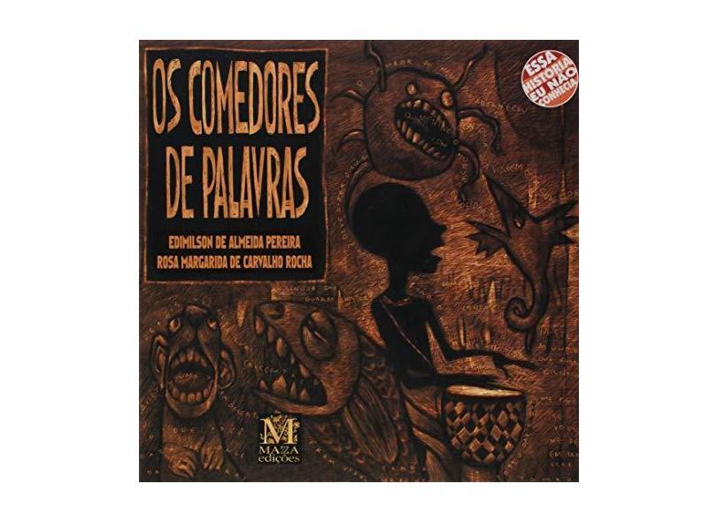 Os Comedores de Palavras - Edimilson Almeida Pereira - 9788571602625