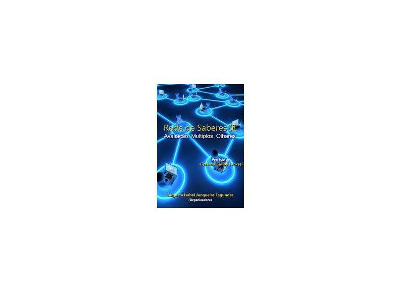 Avaliação Múltiplos Olhares - Augusta Isabel Junqueira Fagundes - 9788566569018