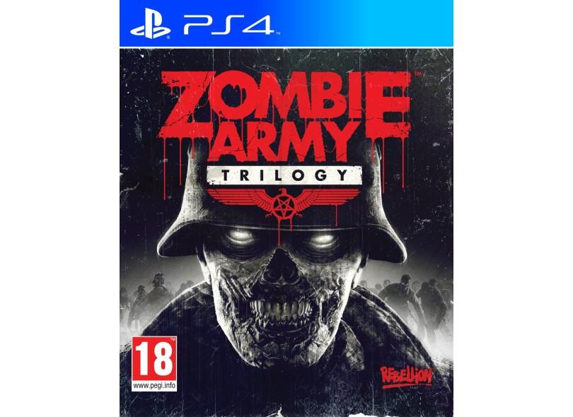 Jogo Zombie Army PS4 Rebellion