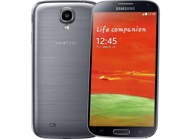 Smartphone Samsung Galaxy S4 Value Edition I9515 Câmera 13,0 MP 16GB Android 4.4 (Kit Kat) Wi-Fi 3G 4G