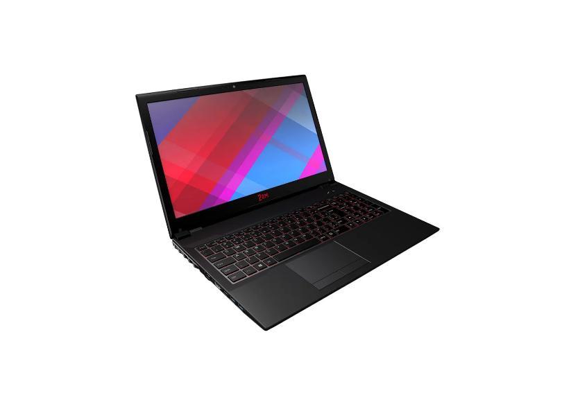 """Notebook Gamer 2AM Intel Core i5 9ª Geração 8 GB de RAM 256.0 GB 15.6 """" Full GeForce GTX 1050 Windows 10 E550 CI58256GBW10"""