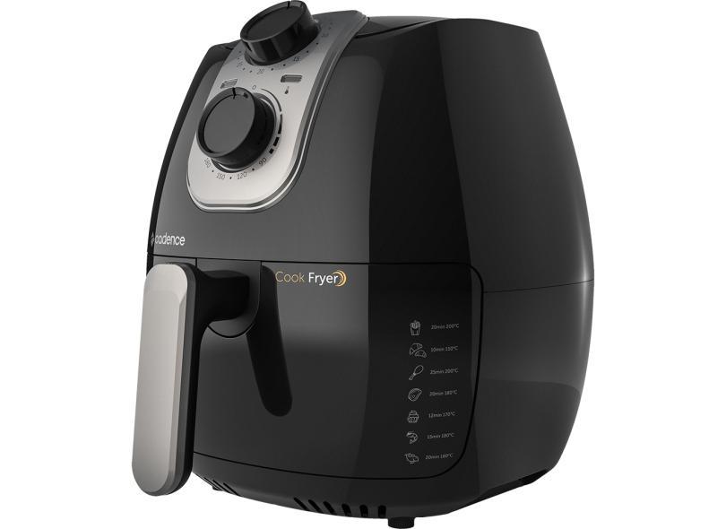 Fritadeira Elétrica Sem óleo Cadence Cook Fryer FRT525 2.6 l