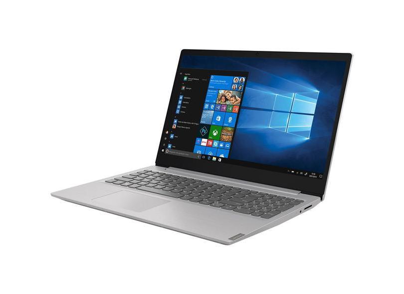 "Notebook Lenovo IdeaPad S145 AMD Ryzen 5 3500U 8.0 GB de RAM 256.0 GB 15.6 "" Windows 10 81V70008BR"