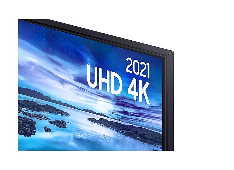 """Smart TV TV LED 70 """" Samsung Crystal 4K HDR 70AU7700 3 HDMI"""