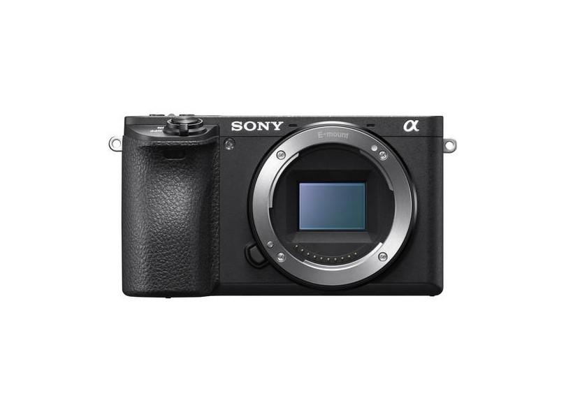 Câmera Digital DSLR(Profissional) Sony Alpha 24.2 MP 4K A6500