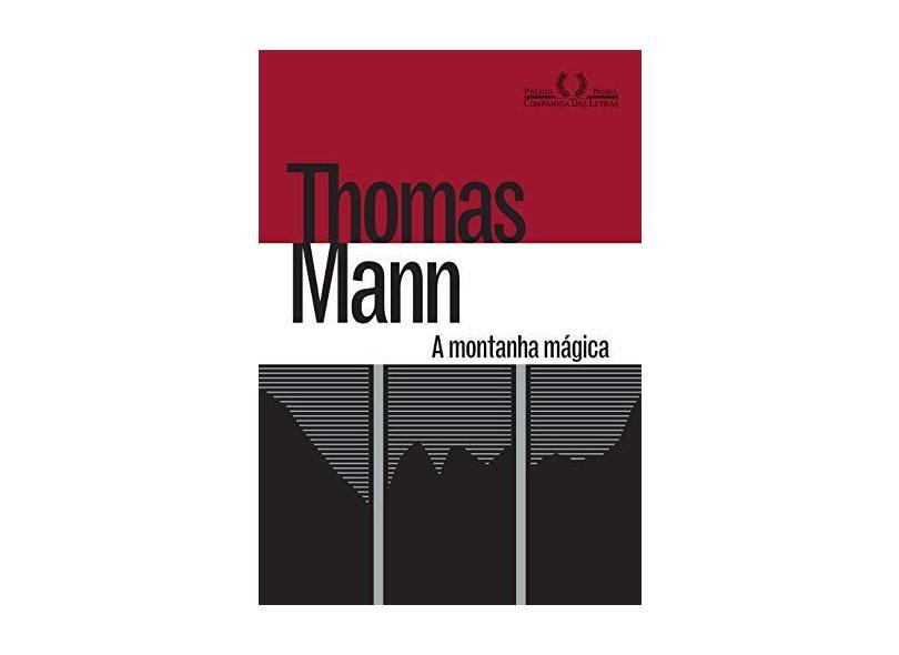 A Montanha Mágica - Thomas Mann; - 9788535928204