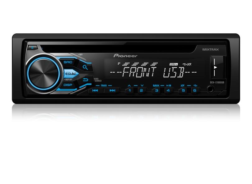 CD Player Automotivo Pioneer DEH-X1880UB