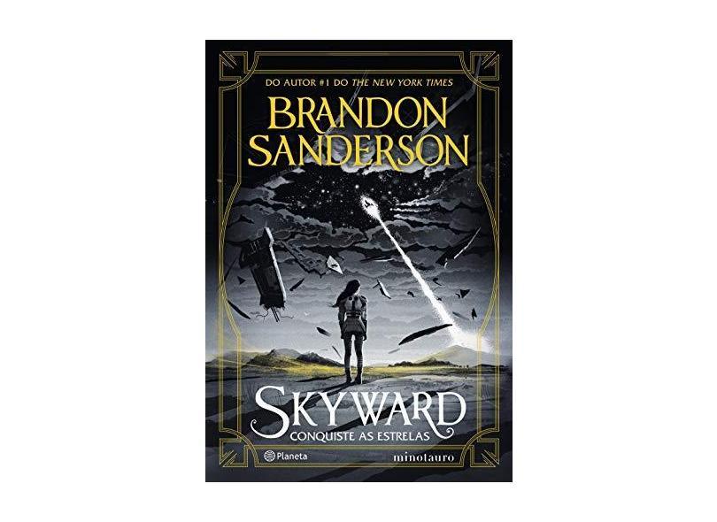 Skyward: Conquiste as estrelas - Brandon Sanderson - 9788542215113