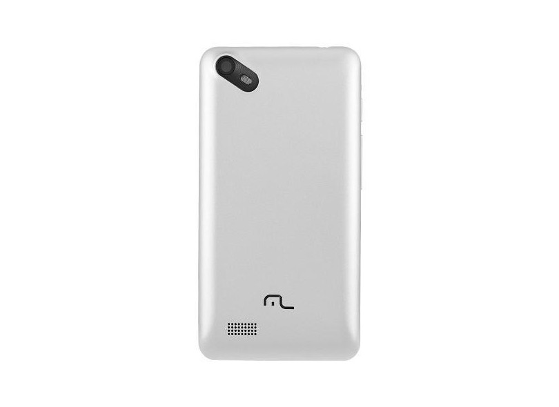 Smartphone Multilaser MS40S 8GB P9025 5,0 MP 2 Chips Android 6.0 (Marshmallow) 3G Wi-Fi