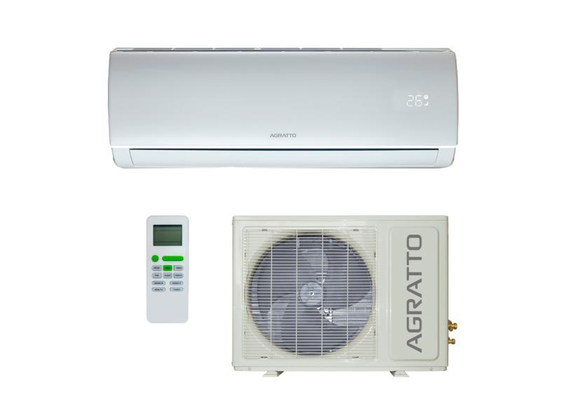 Ar Condicionado Split Hi Wall Agratto Eco 18000 BTUs Controle Remoto Frio ECS18FR-04