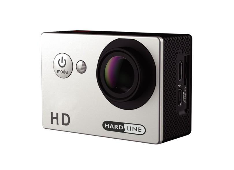 Filmadora Hardline HardCam Silver HD