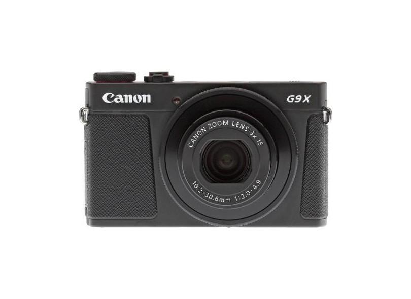 Câmera Digital Canon PowerShot 20.2 MP Full HD G9 X