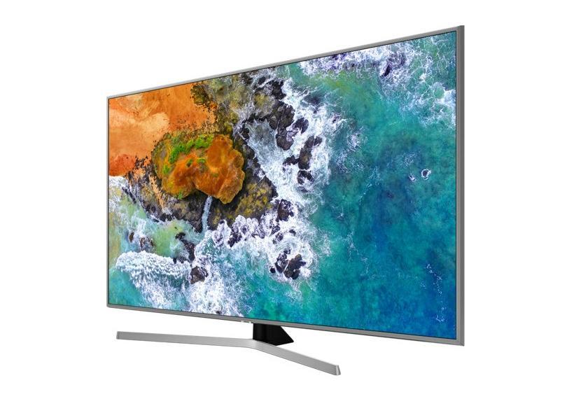 """Smart TV TV LED 65 """" Samsung 4K 65NU7400 3 HDMI"""