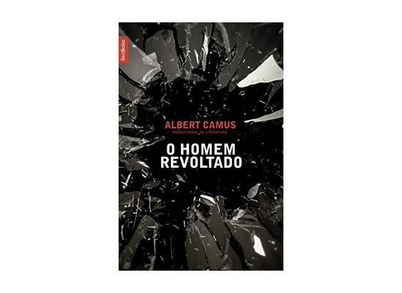 O Homem Revoltado - Camus, Albert - 9788577994786