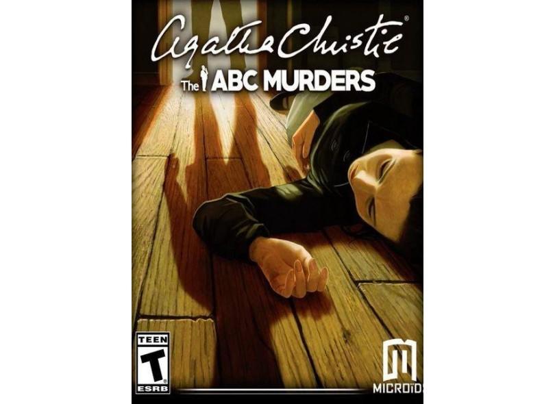 Jogo Agatha Christie The ABC murders Xbox One Microids