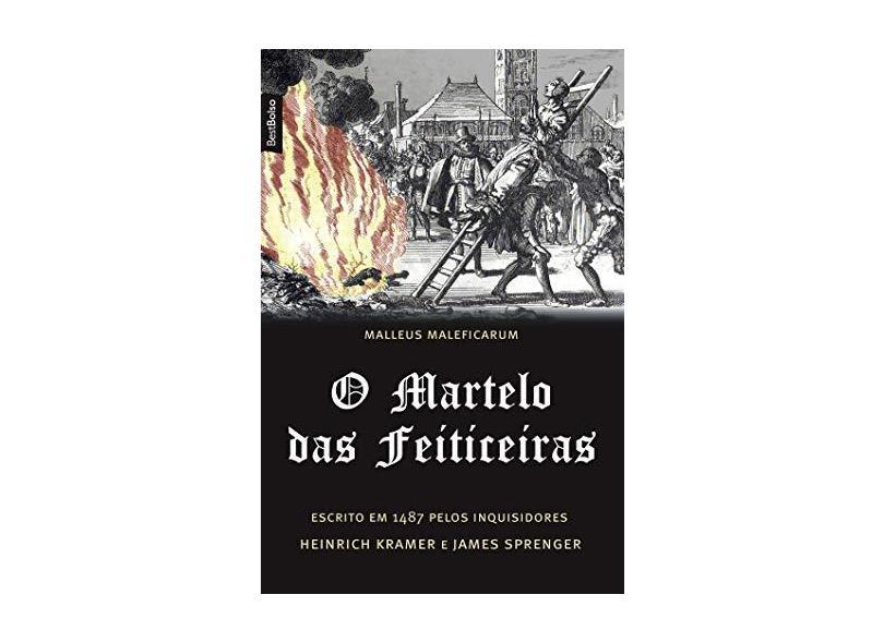 O Martelo das Feiticeiras - Capa Comum - 9788577994168