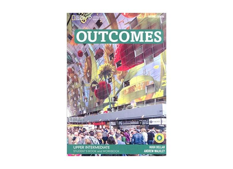 Outcomes Upper Intermediate: SB/WB Split B + WB Audio CD - Hugh Dellar - 9781337561136