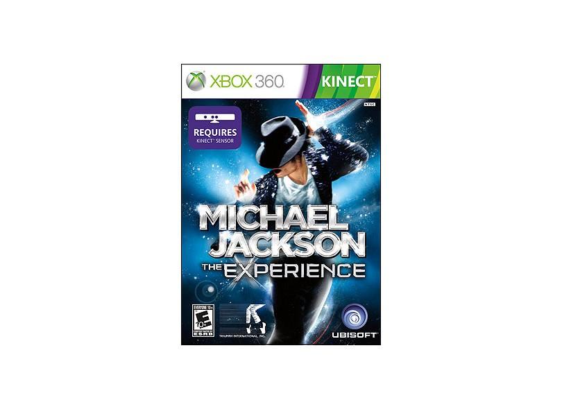 Jogo Michael Jackson The Experience Ubisoft Xbox 360