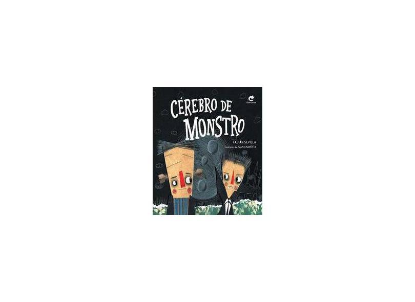 Cérebro de Monstro - Fabián Sevilla - 9788569086109