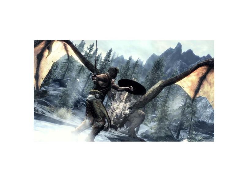 Jogo The Elder Scrolls V: Skyrim Bethesda PS3