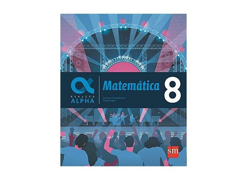 Geração Alpha - Matemática 8º Ano - Fugita, Felipe - 9788541817639