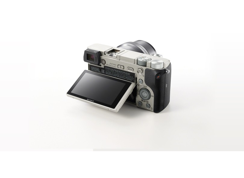 Câmera Digital DSLR(Profissional) Sony Alpha 24,3 MP Full HD a6000
