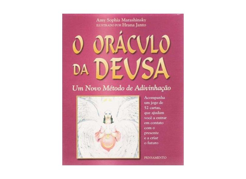 O Oráculo da Deusa - Marashimsky, Amy Sophia - 9788531511608
