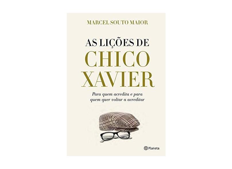 As Lições de Chico Xavier - Capa Comum - 9788542203363