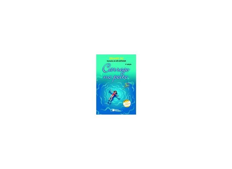 Carrego No Peito - Conforme a Nova Ortografia - Col. Jabuti - Vaz, Fernando - 9788502038202