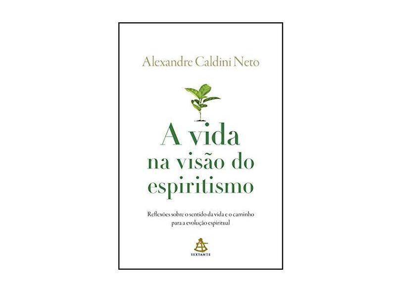 A Vida na Visão do Espiritismo. Reflexões Sobre o Sentido da Vida e o Caminho Para a Evolução Espiritual - Alexandre Caldini Neto - 9788543105604