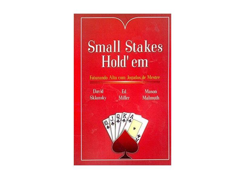 Small Stakes Holdem - Malmuth, Mason - 9788561255022