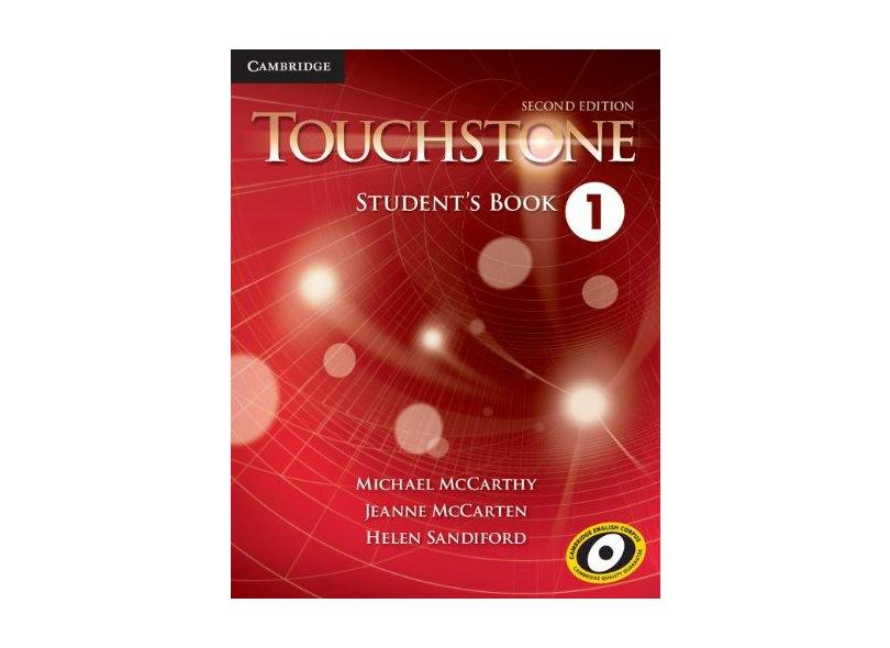 Touchstone 1 Students Book - 2Nd Ed - Cambridge University - 9781107679870