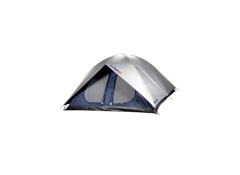 Barraca de Camping Para 8 Pessoas Mor Luna